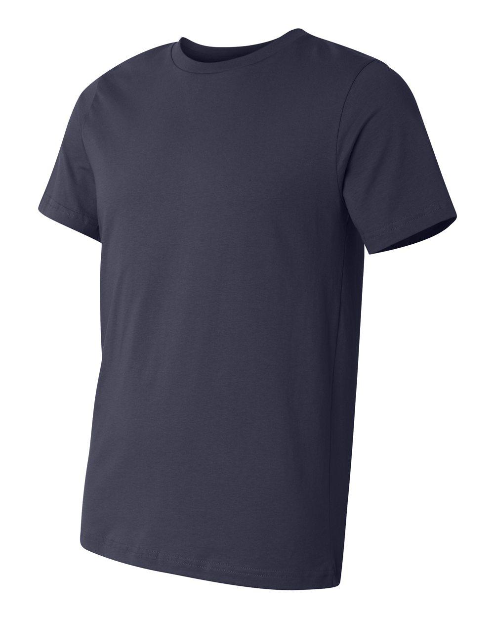 Bella-Canvas-Unisex-Made-in-USA-Jersey-Short-Sleeve-T-Shirt-3001U-XS-3XL thumbnail 6
