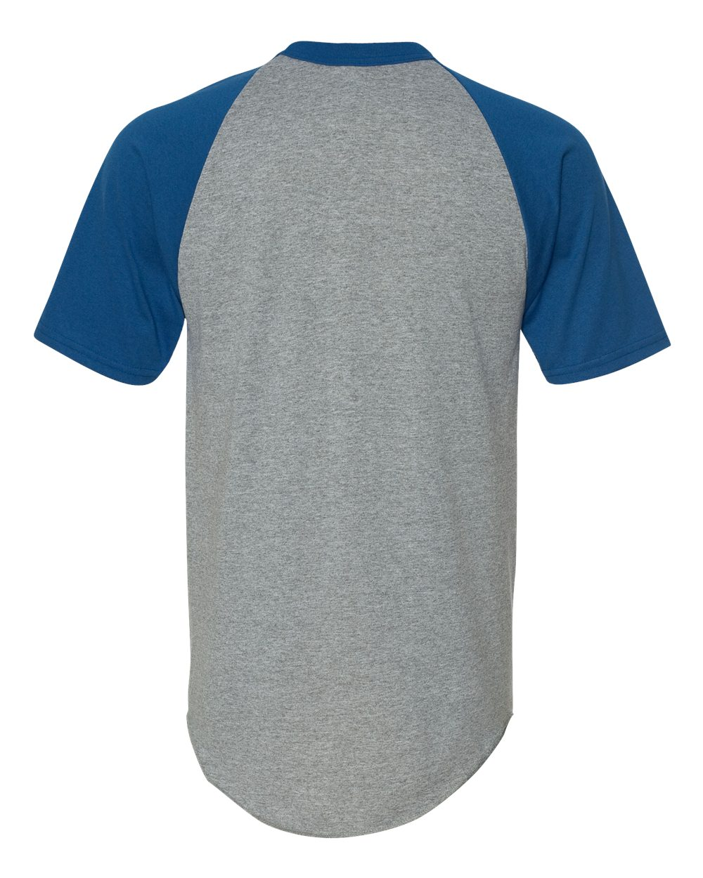 Augusta Sportswear Men/'s 50//50 Short-Sleeve Raglan T-Shirt 423 S-3XL