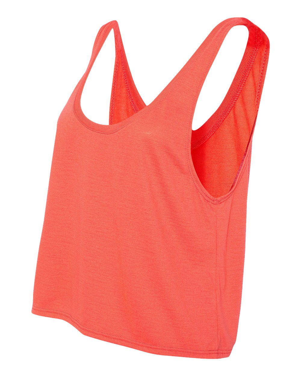 Bella-Canvas-Women-039-s-Flowy-Boxy-Tank-8880-S-XL thumbnail 15