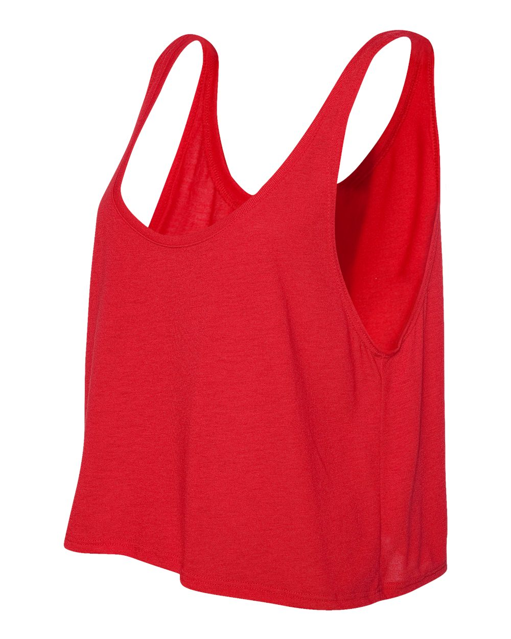 Bella-Canvas-Women-039-s-Flowy-Boxy-Tank-8880-S-XL thumbnail 30