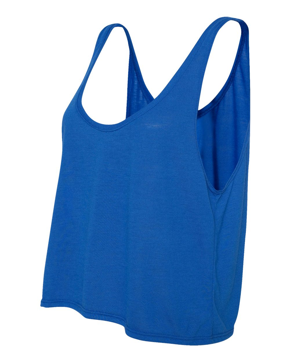 Bella-Canvas-Women-039-s-Flowy-Boxy-Tank-8880-S-XL thumbnail 21
