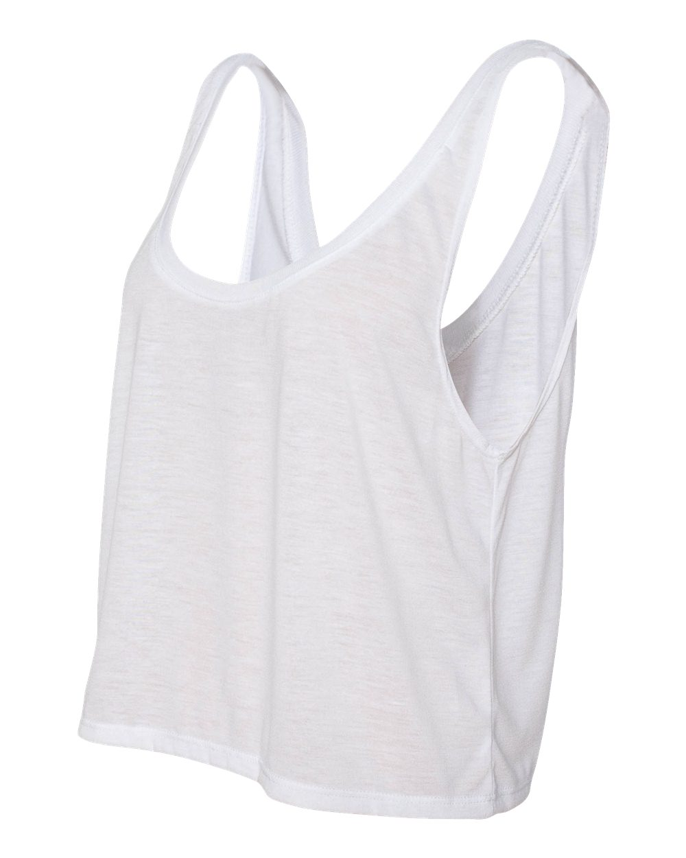 Bella-Canvas-Women-039-s-Flowy-Boxy-Tank-8880-S-XL thumbnail 24