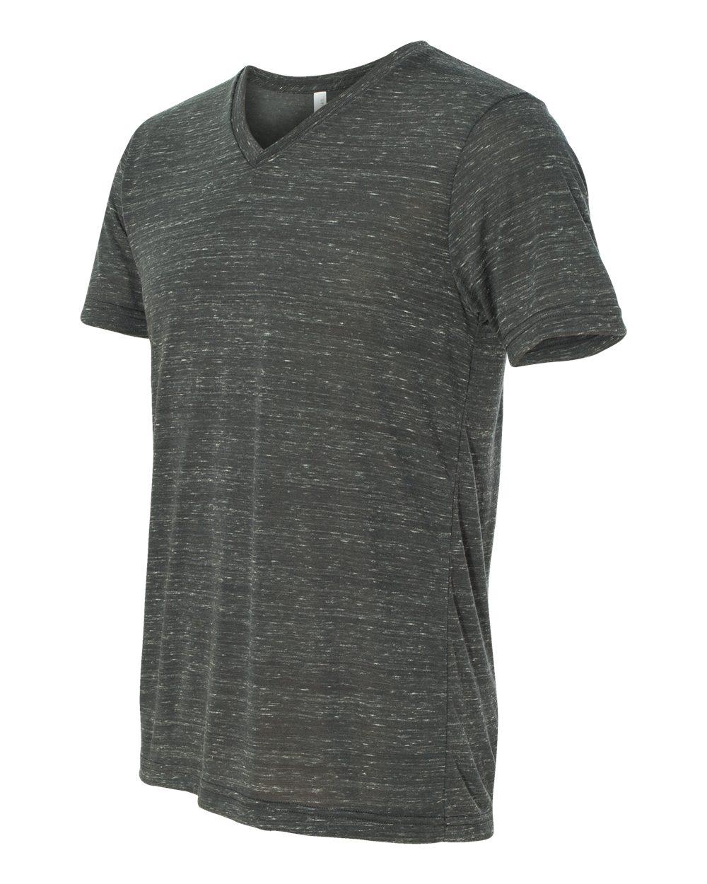 Bella-Canvas-Men-039-s-Jersey-Short-Sleeve-V-Neck-T-Shirt-3005-XS-3XL thumbnail 3