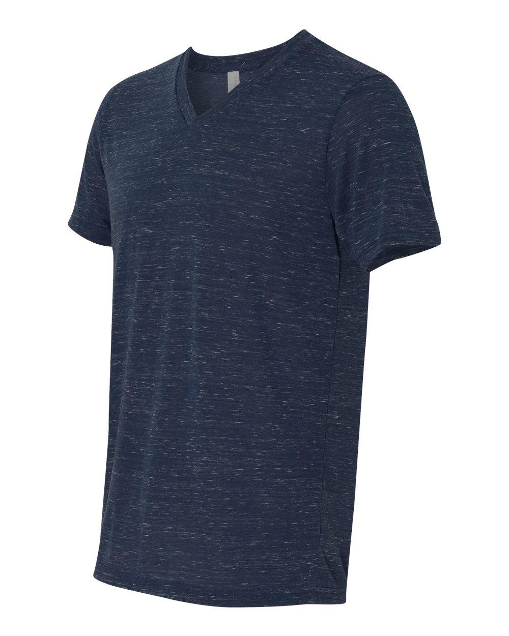 Bella-Canvas-Men-039-s-Jersey-Short-Sleeve-V-Neck-T-Shirt-3005-XS-3XL thumbnail 91