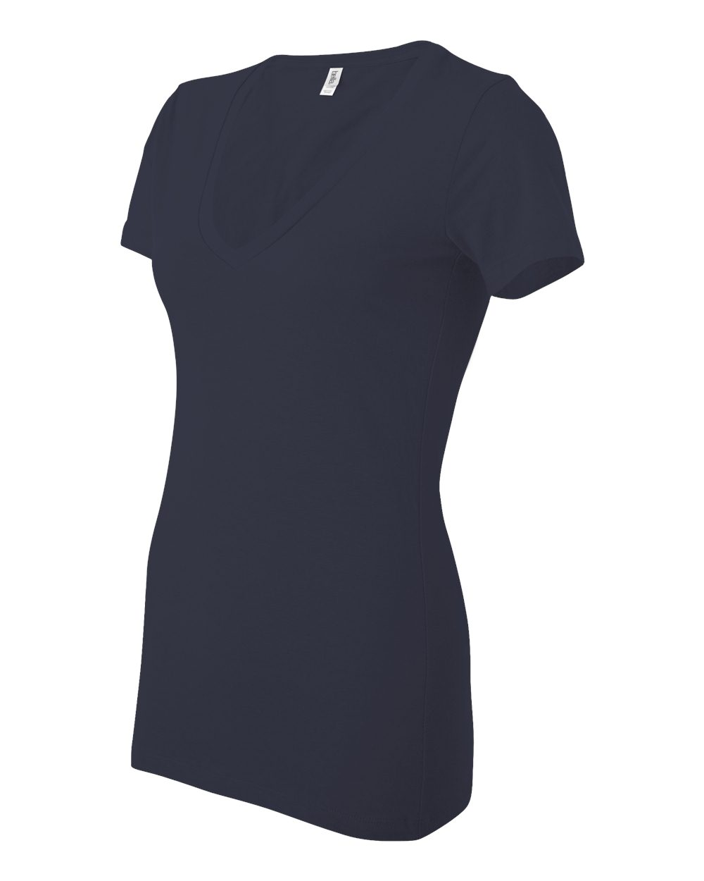 Bella-Canvas-Women-039-s-Jersey-Short-Sleeve-Deep-V-Neck-T-Shirt-B6035-S-2XL thumbnail 72