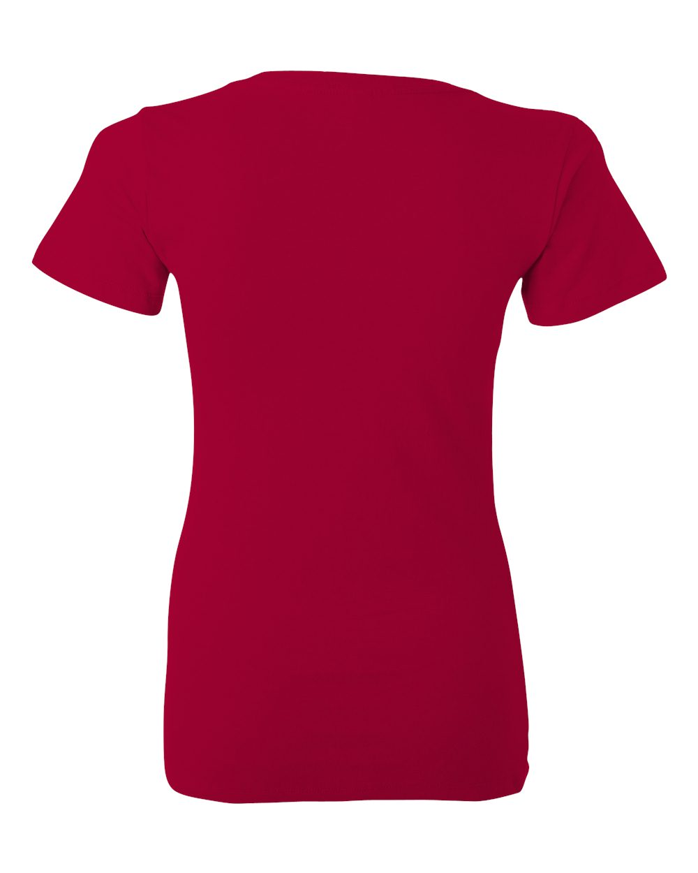 Bella-Canvas-Women-039-s-Jersey-Short-Sleeve-Deep-V-Neck-T-Shirt-B6035-S-2XL thumbnail 70