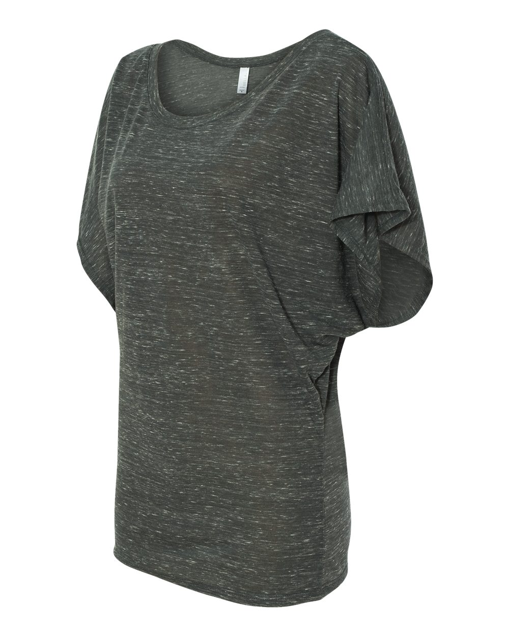 Bella-Canvas-Women-039-s-Flowy-Draped-Sleeve-Dolman-T-Shirt-8821-S-2XL thumbnail 27