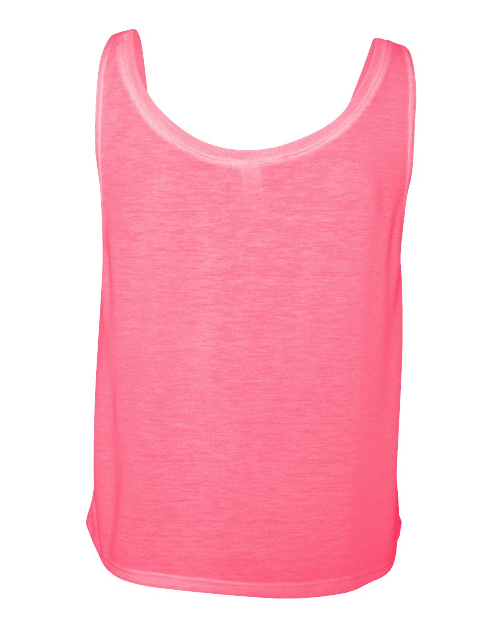 Bella-Canvas-Women-039-s-Flowy-Boxy-Tank-8880-S-XL thumbnail 34
