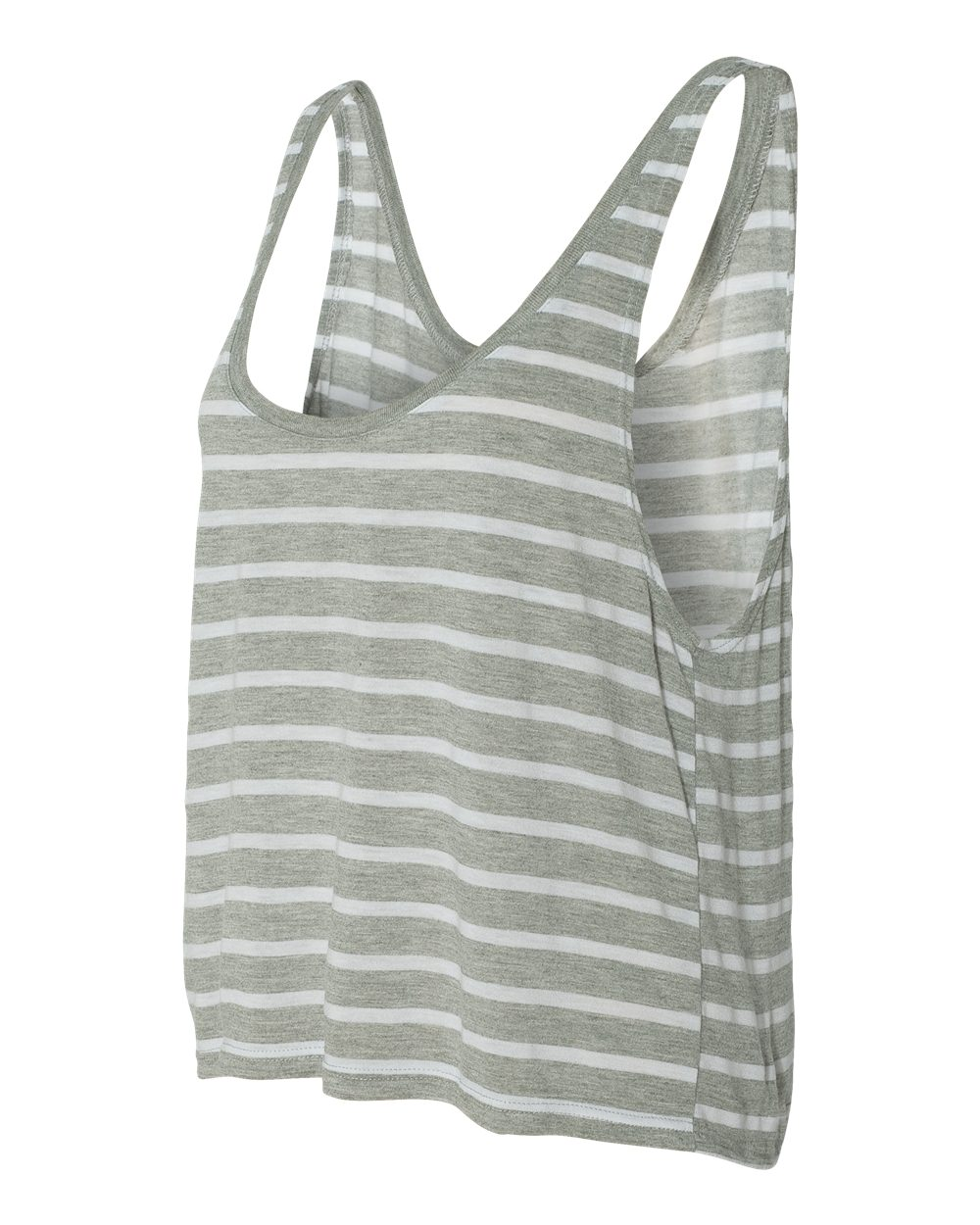 Bella-Canvas-Women-039-s-Flowy-Boxy-Tank-8880-S-XL thumbnail 9
