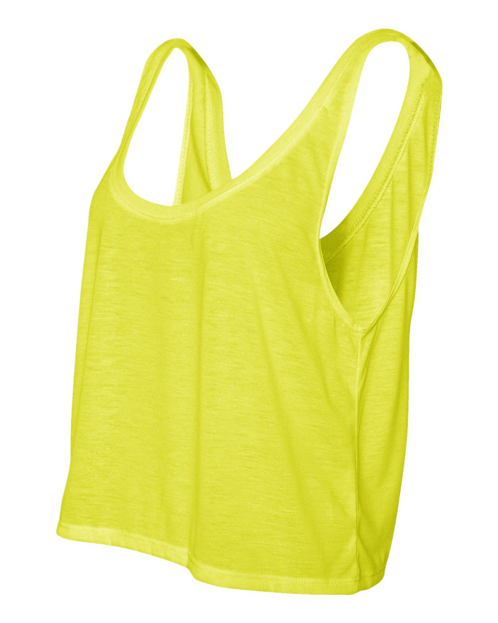 Bella-Canvas-Women-039-s-Flowy-Boxy-Tank-8880-S-XL thumbnail 36