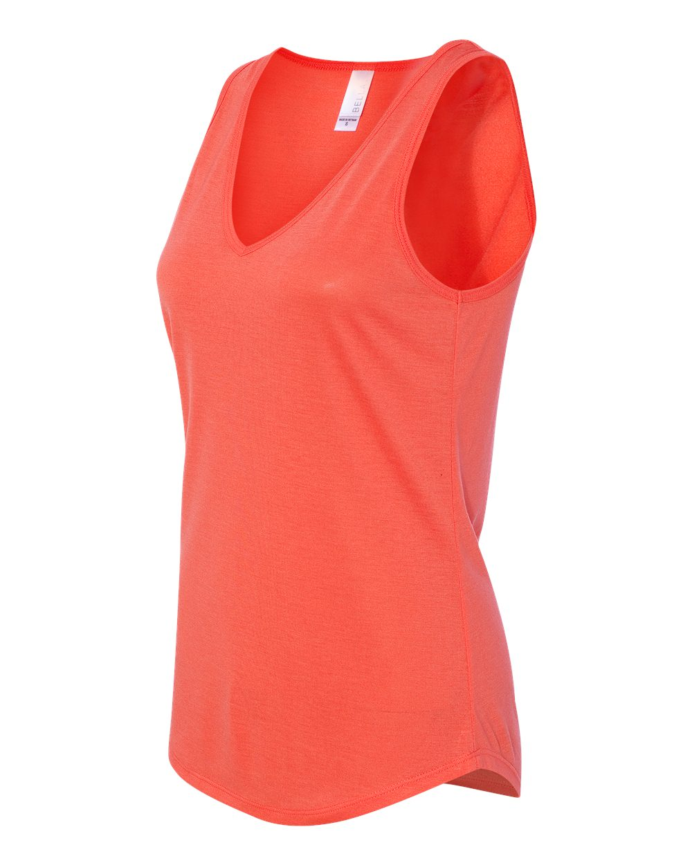 Bella-Canvas-Women-039-s-Flowy-V-Neck-Tank-B8805-S-2XL thumbnail 24