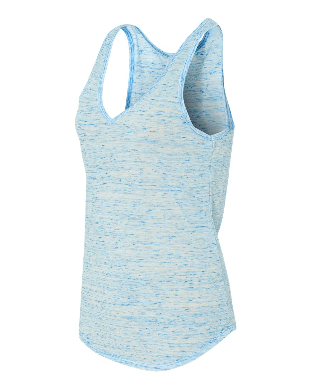 Bella-Canvas-Women-039-s-Flowy-V-Neck-Tank-B8805-S-2XL thumbnail 9