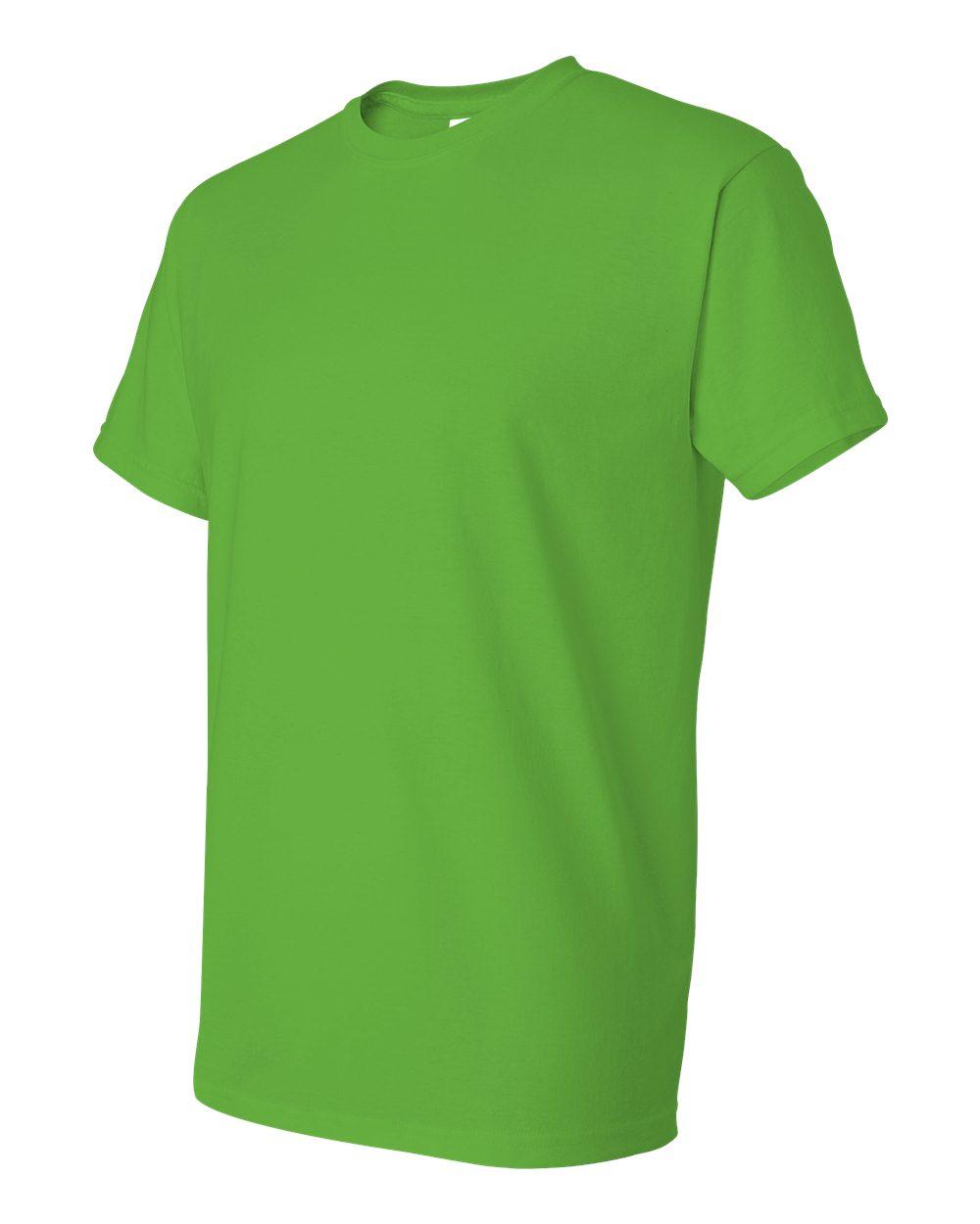 Gildan-Mens-DryBlend-5-6-oz-50-50-T-Shirt-G800-Size-S-5XL thumbnail 23