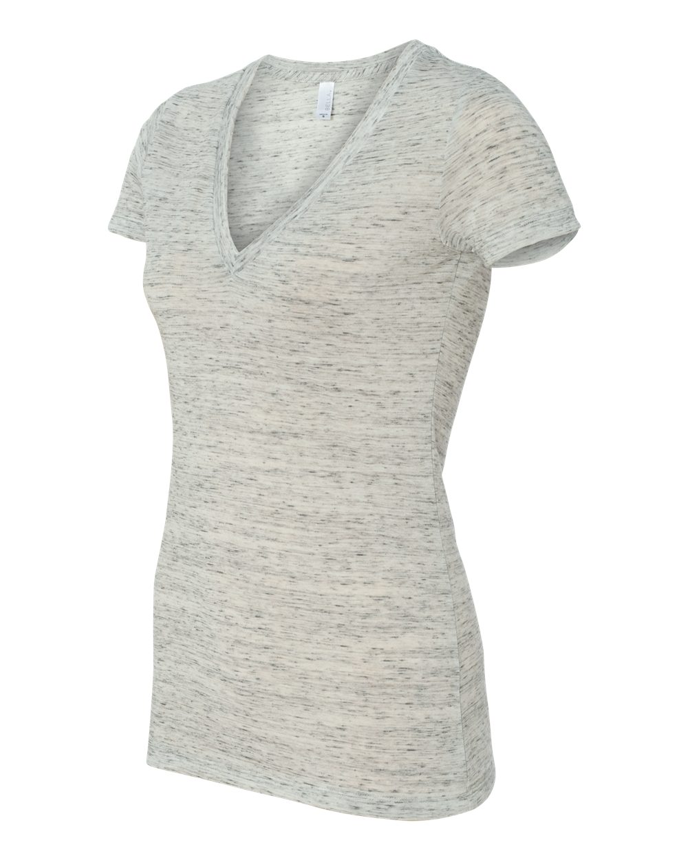 Bella-Canvas-Women-039-s-Jersey-Short-Sleeve-Deep-V-Neck-T-Shirt-B6035-S-2XL thumbnail 24