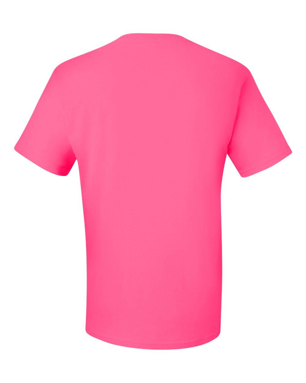 Jerzees-Men-039-s-5-6-oz-50-50-Heavyweight-Blend-T-Shirt-29M-S-4XL thumbnail 49