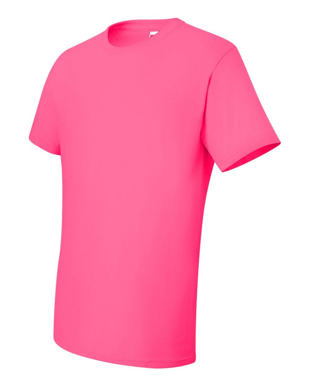 Jerzees-Men-039-s-5-6-oz-50-50-Heavyweight-Blend-T-Shirt-29M-S-4XL thumbnail 48