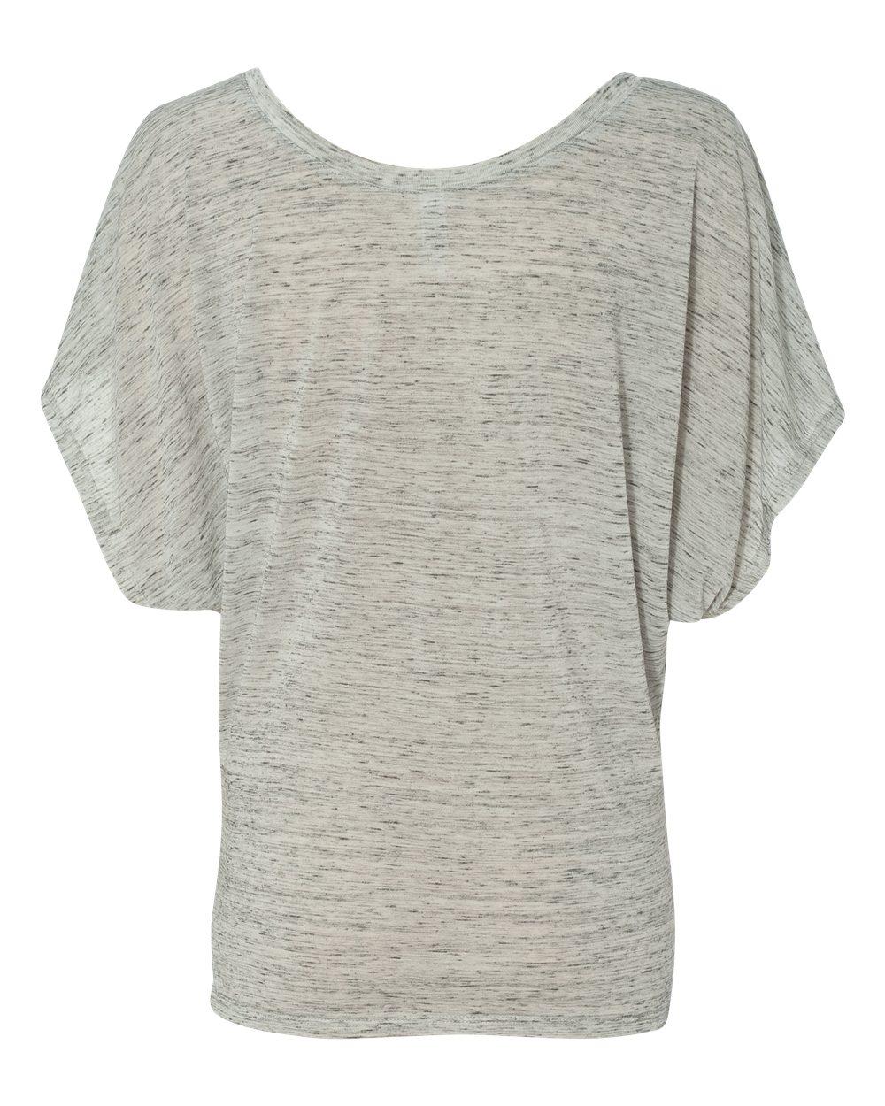 Bella-Canvas-Women-039-s-Flowy-Draped-Sleeve-Dolman-T-Shirt-8821-S-2XL thumbnail 10