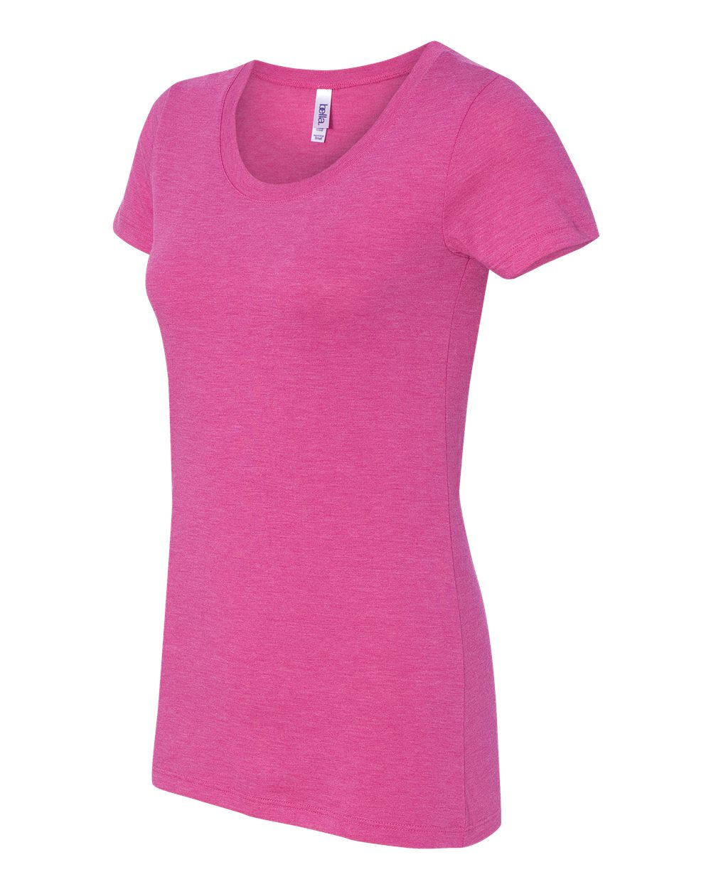 Bella-Canvas-Women-039-s-Triblend-Short-Sleeve-T-Shirt-B8413-S-2XL thumbnail 48