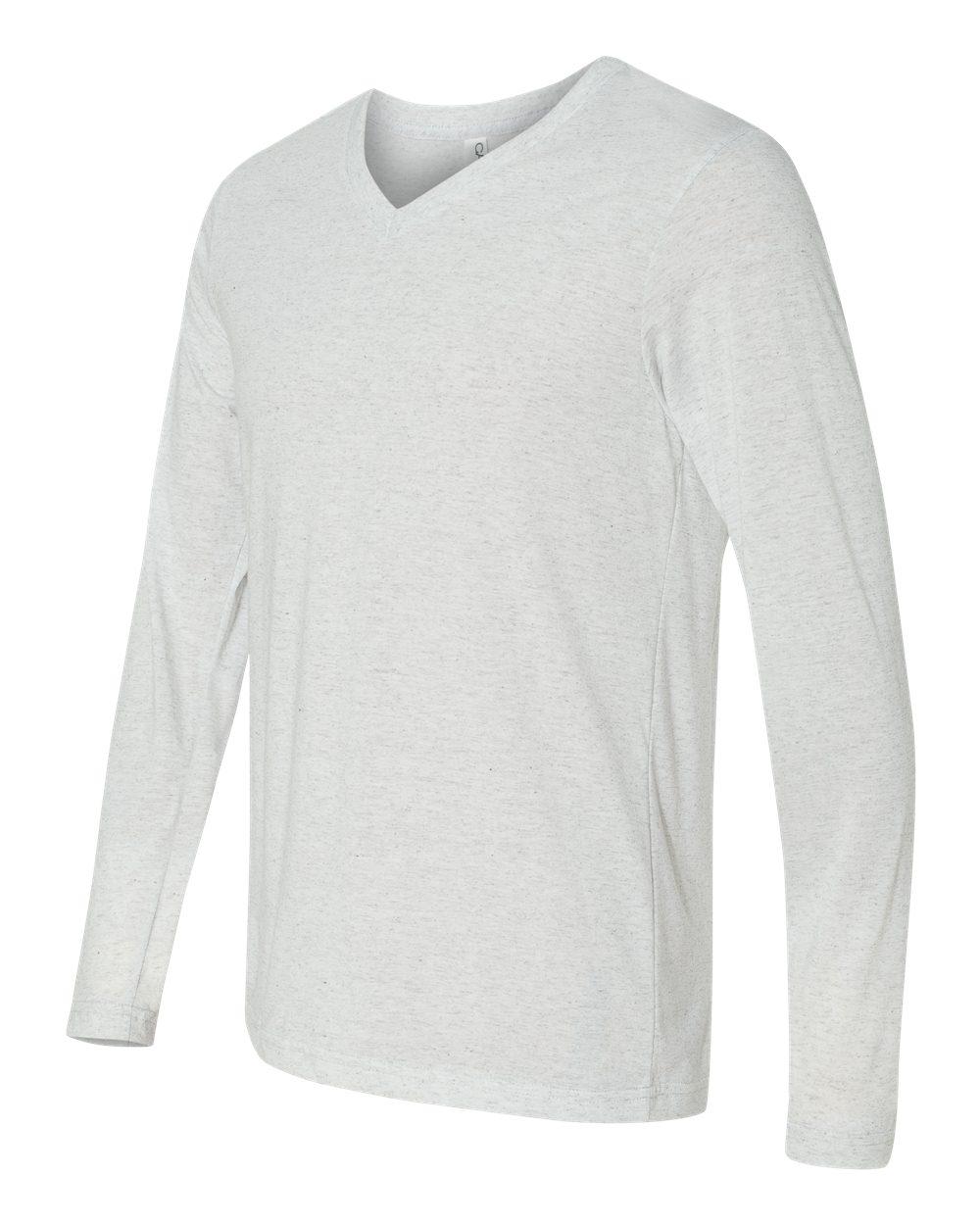 Bella-Canvas-Unisex-Jersey-Long-Sleeve-V-Neck-T-Shirt-3425-XS-2XL thumbnail 12