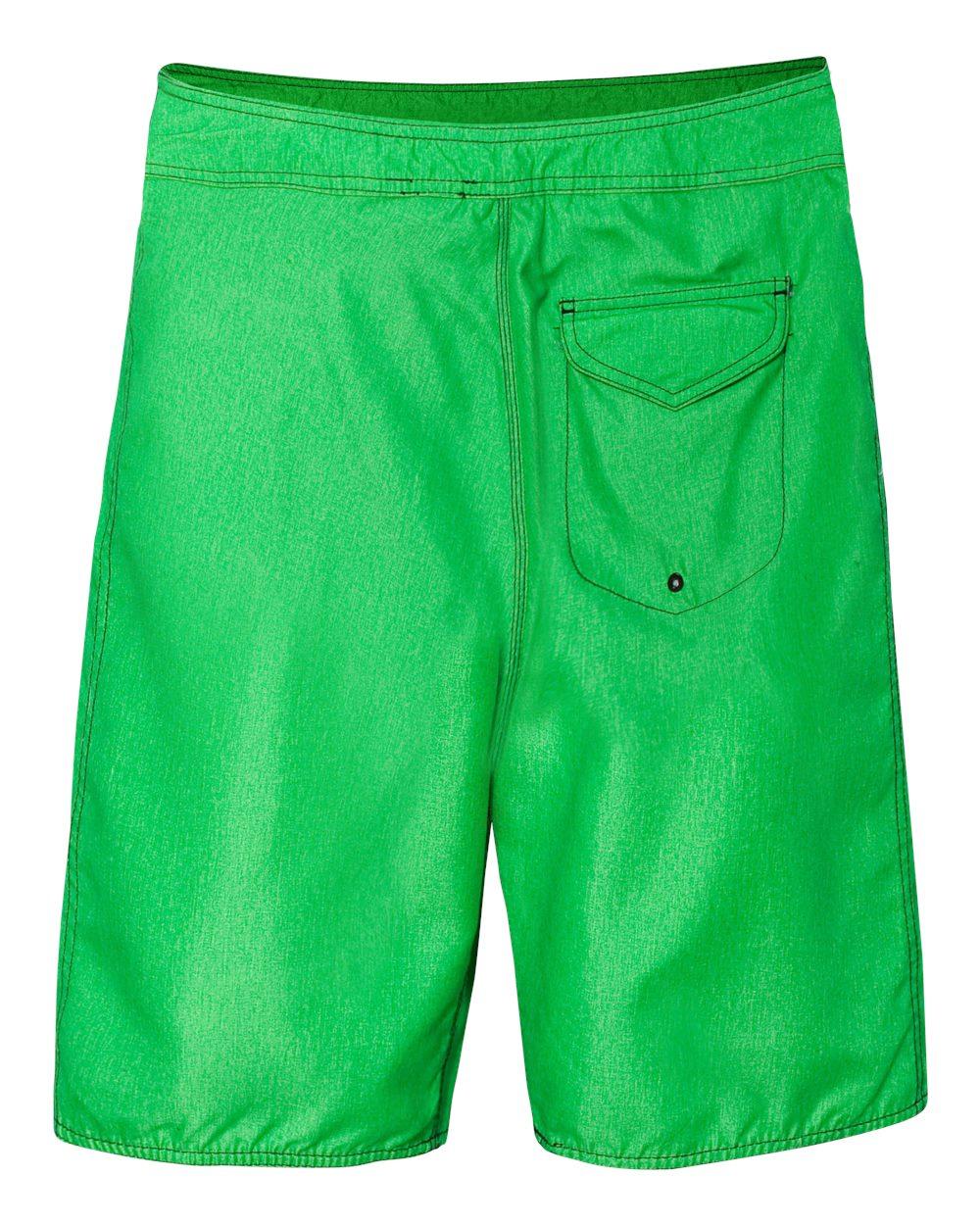 Burnside-Men-039-s-Heathered-Board-Shorts-B9305-30-40 thumbnail 10