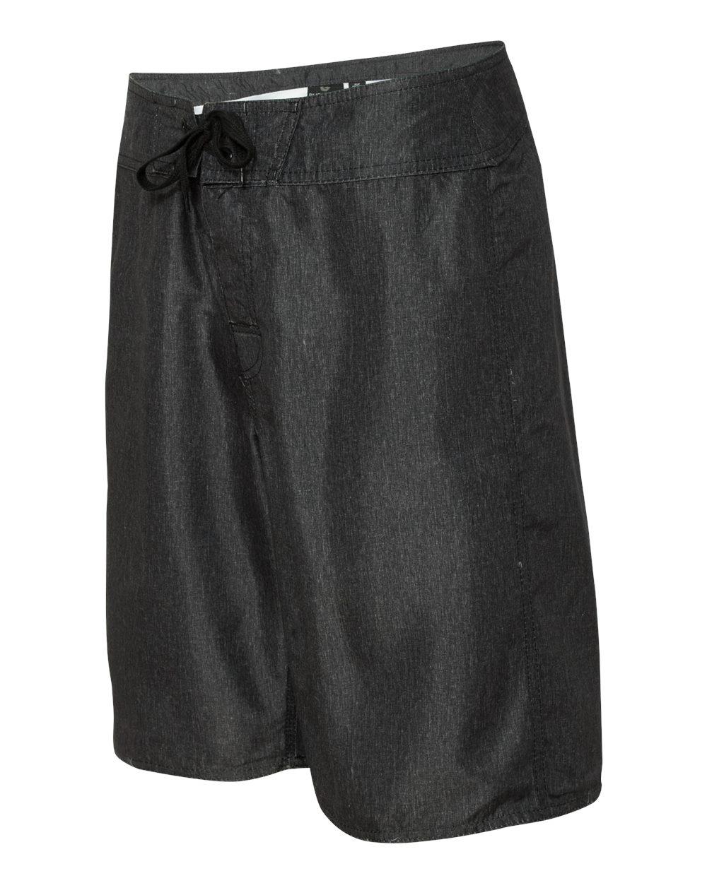 Burnside-Men-039-s-Heathered-Board-Shorts-B9305-30-40 thumbnail 6