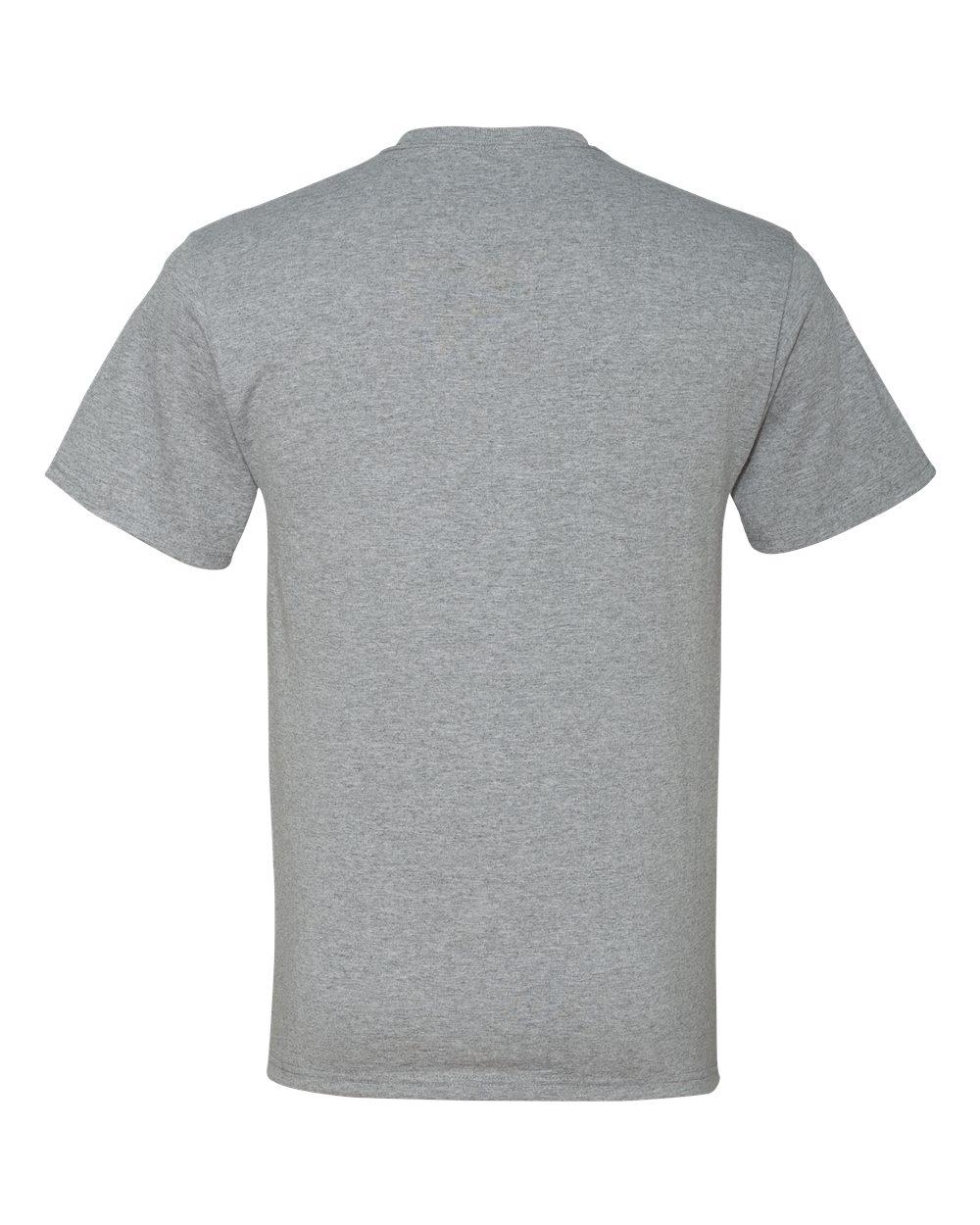 Jerzees-Men-039-s-5-6-oz-50-50-Heavyweight-Blend-T-Shirt-29M-S-4XL thumbnail 4