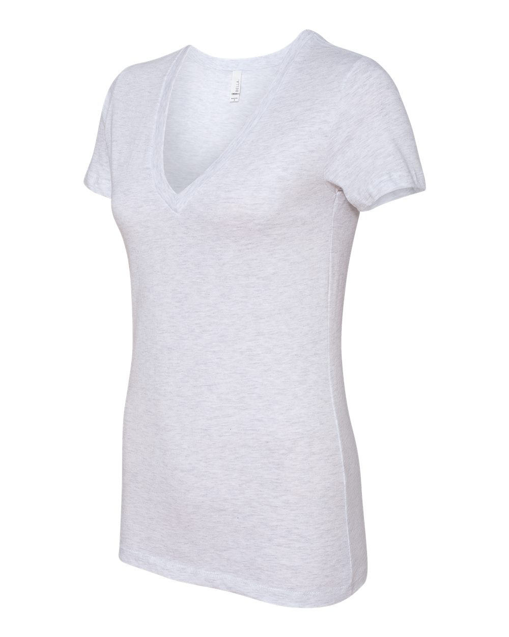 Bella-Canvas-Women-039-s-Jersey-Short-Sleeve-Deep-V-Neck-T-Shirt-B6035-S-2XL thumbnail 12