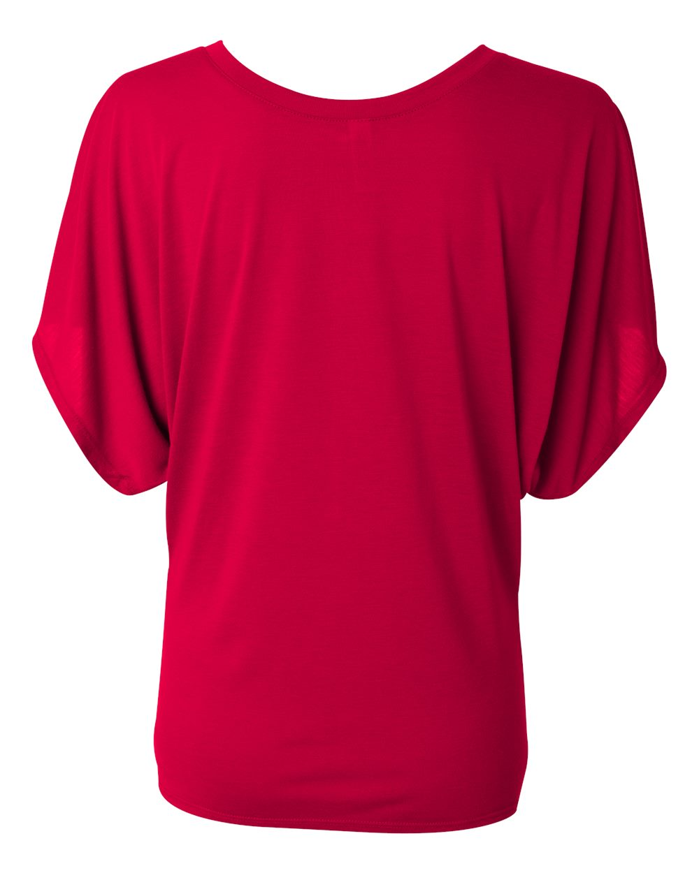 Bella-Canvas-Women-039-s-Flowy-Draped-Sleeve-Dolman-T-Shirt-8821-S-2XL thumbnail 34