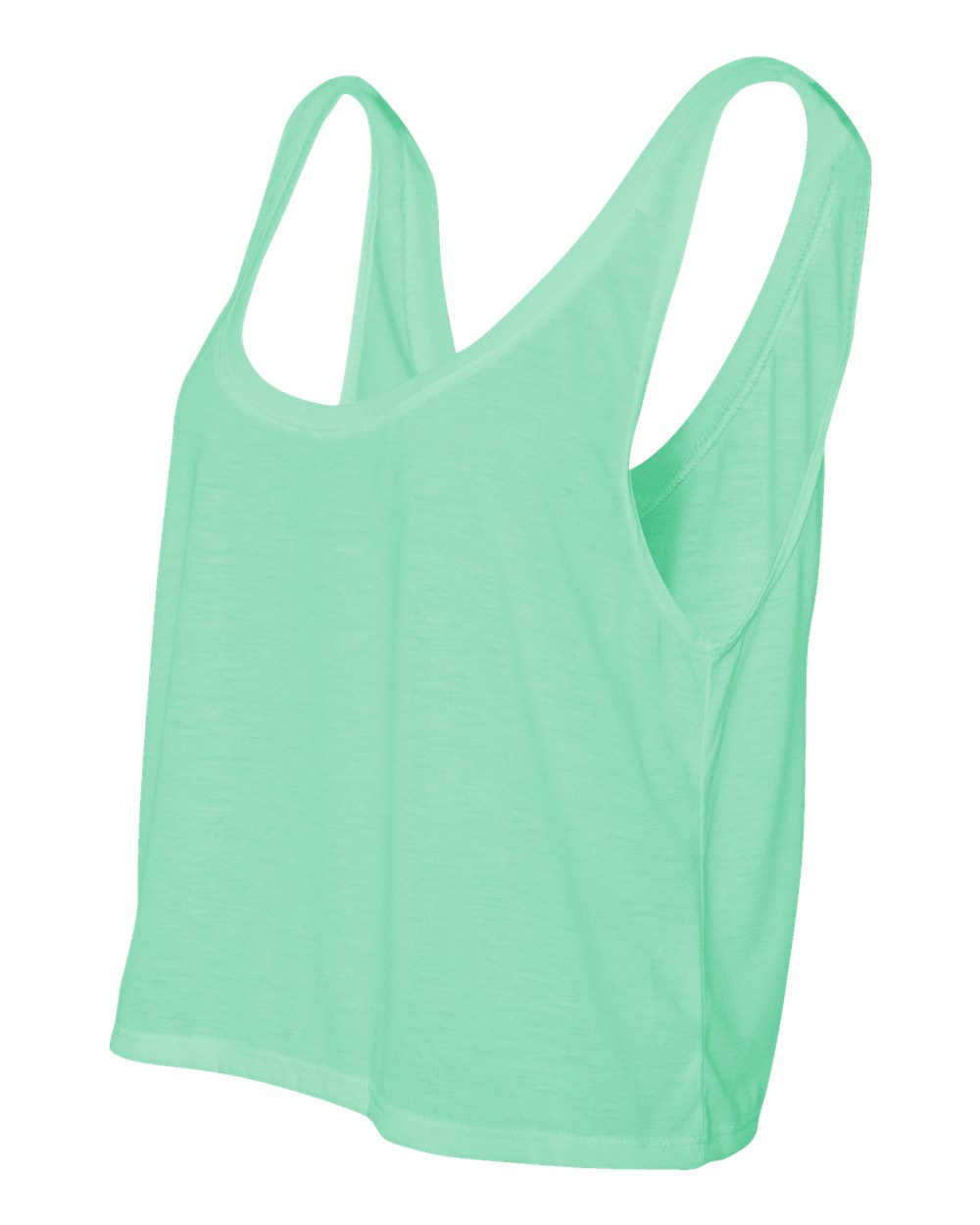 Bella-Canvas-Women-039-s-Flowy-Boxy-Tank-8880-S-XL thumbnail 18