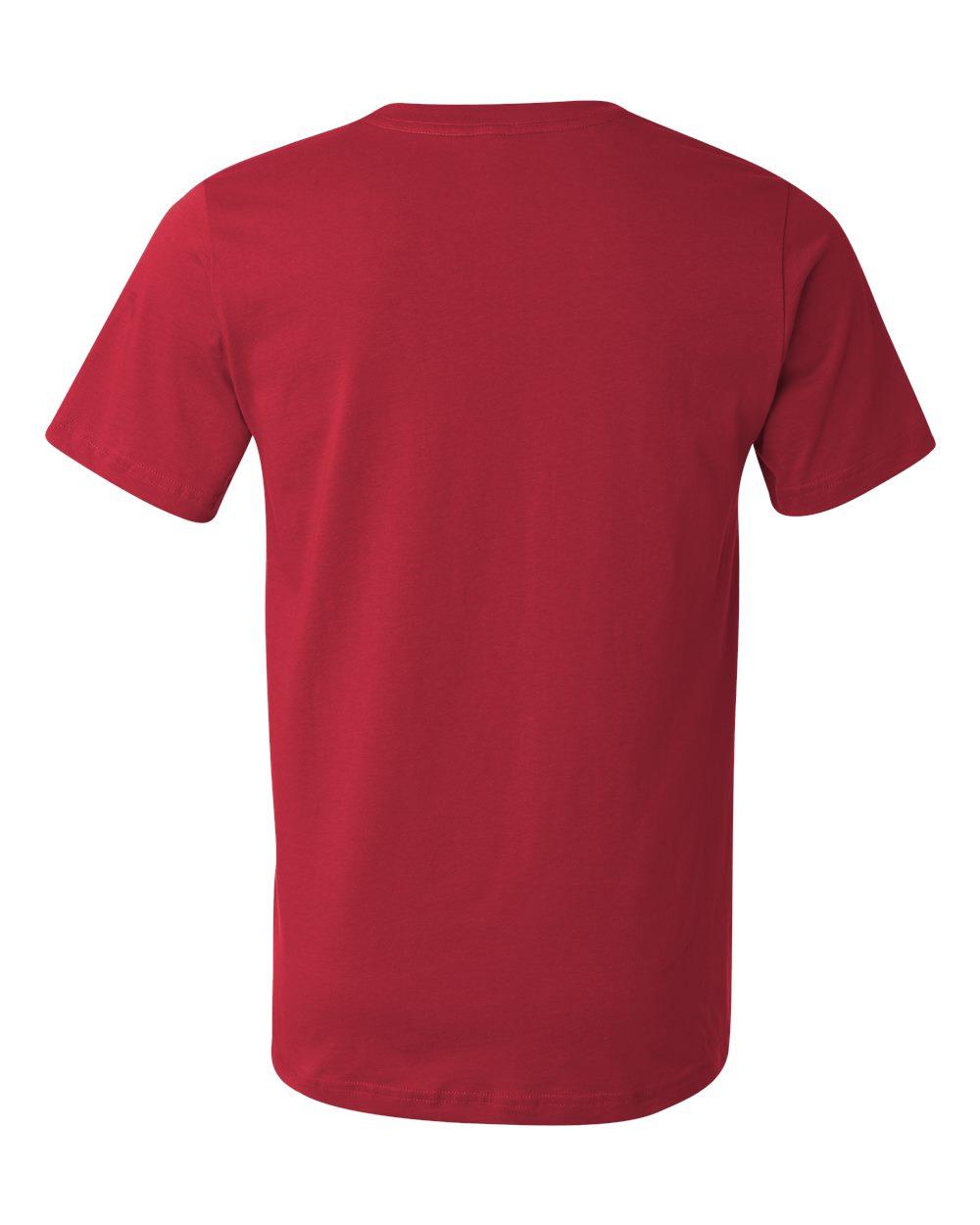 Bella-Canvas-Unisex-Made-in-USA-Jersey-Short-Sleeve-T-Shirt-3001U-XS-3XL thumbnail 37