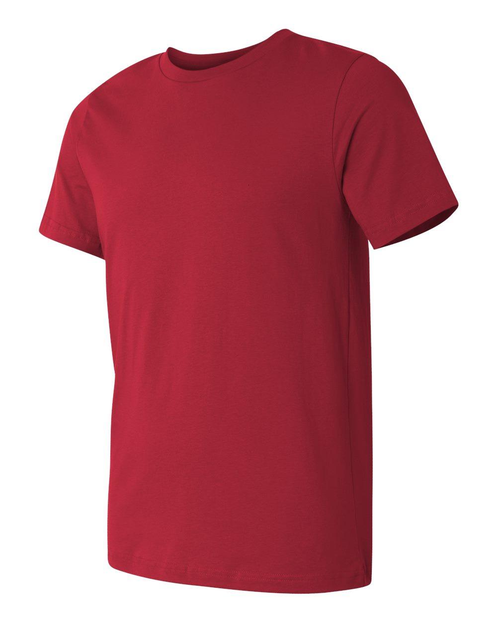 Bella-Canvas-Unisex-Made-in-USA-Jersey-Short-Sleeve-T-Shirt-3001U-XS-3XL thumbnail 36