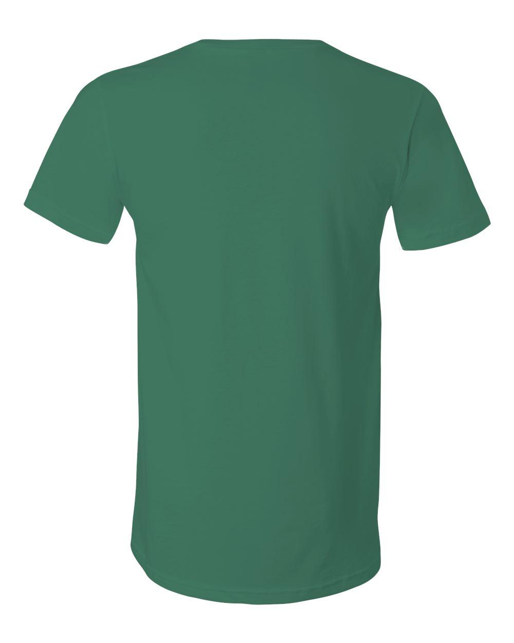 Bella-Canvas-Men-039-s-Jersey-Short-Sleeve-V-Neck-T-Shirt-3005-XS-3XL thumbnail 40
