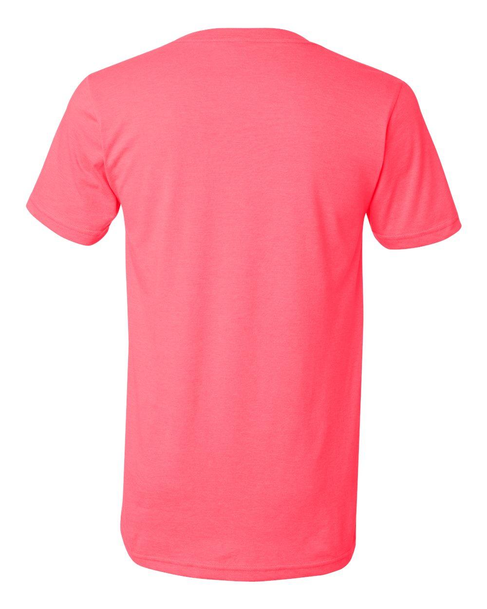 Bella-Canvas-Men-039-s-Jersey-Short-Sleeve-V-Neck-T-Shirt-3005-XS-3XL thumbnail 13