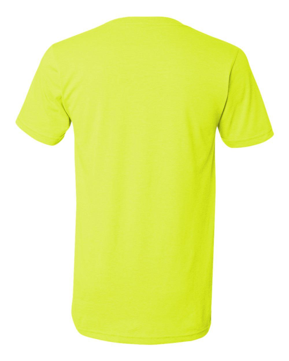 Bella-Canvas-Men-039-s-Jersey-Short-Sleeve-V-Neck-T-Shirt-3005-XS-3XL thumbnail 16