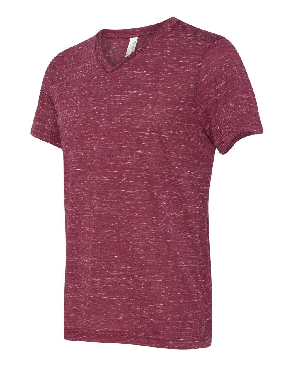 Bella-Canvas-Men-039-s-Jersey-Short-Sleeve-V-Neck-T-Shirt-3005-XS-3XL thumbnail 46