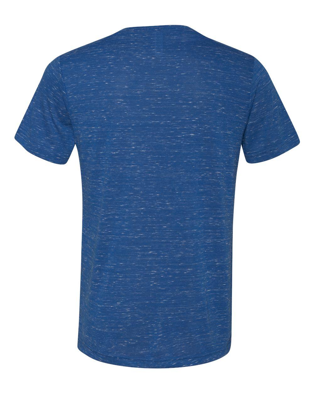 Bella-Canvas-Men-039-s-Jersey-Short-Sleeve-V-Neck-T-Shirt-3005-XS-3XL thumbnail 43