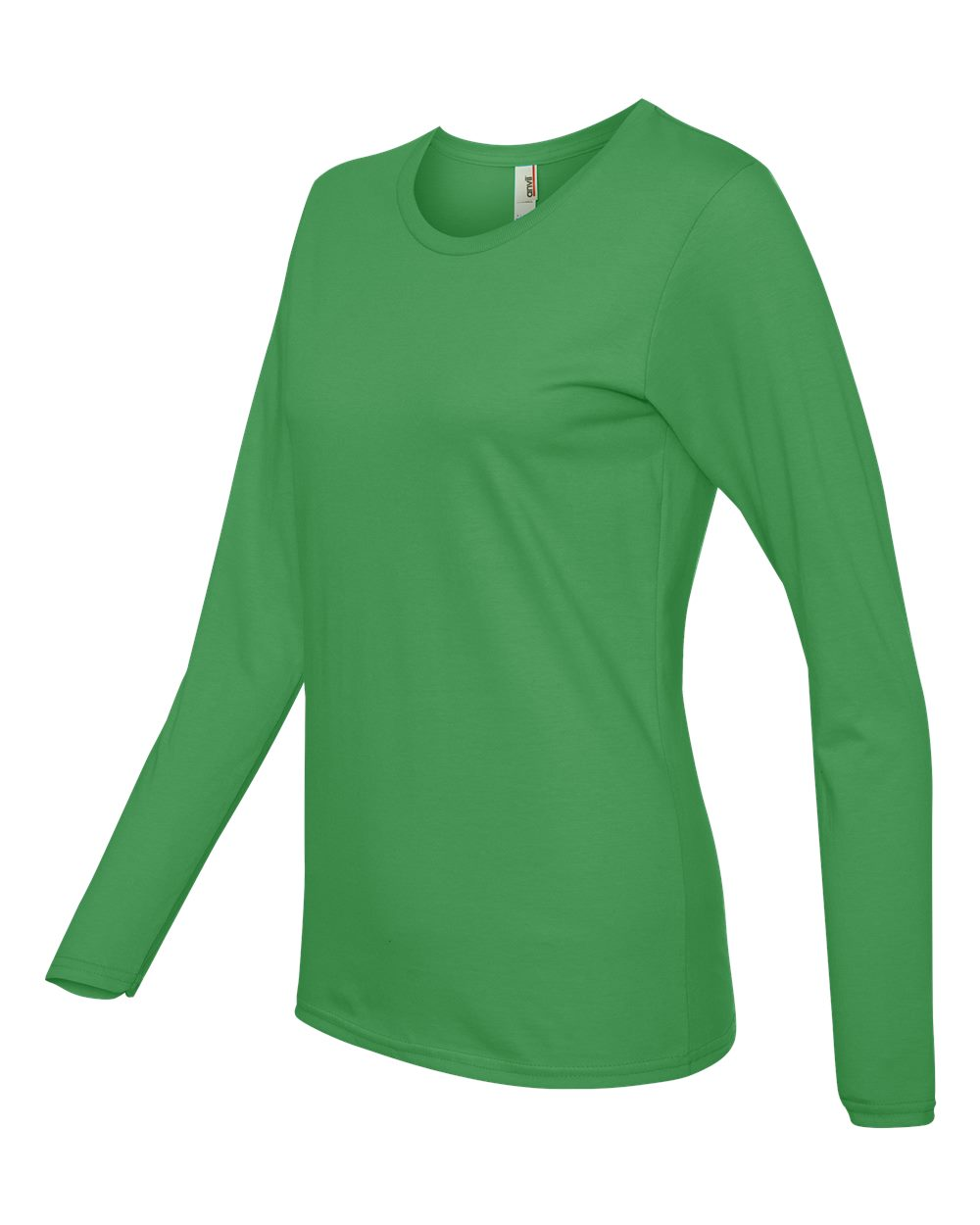 Anvil-Womens-Lightweight-Long-Sleeve-T-Shirt-884L-Size-S-2XL thumbnail 10