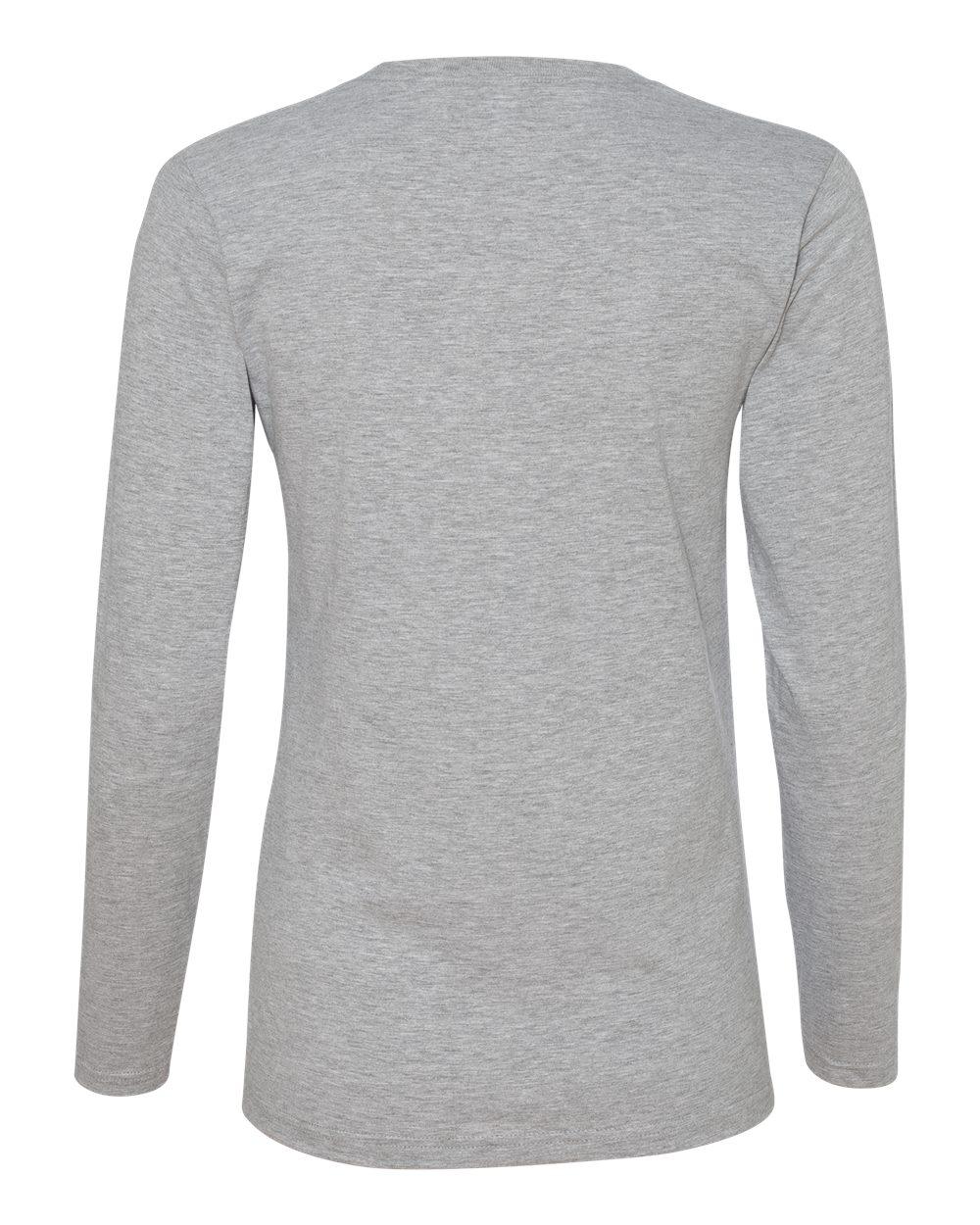 Anvil-Womens-Lightweight-Long-Sleeve-T-Shirt-884L-Size-S-2XL thumbnail 14