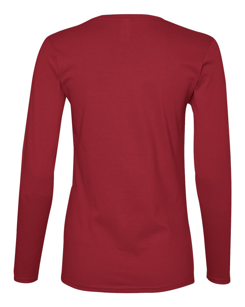 Anvil-Womens-Lightweight-Long-Sleeve-T-Shirt-884L-Size-S-2XL thumbnail 20