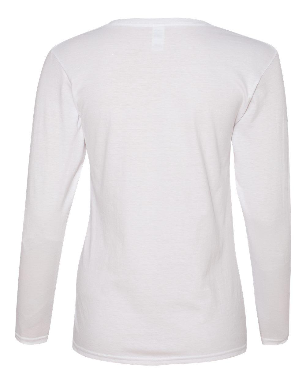 Anvil-Womens-Lightweight-Long-Sleeve-T-Shirt-884L-Size-S-2XL thumbnail 29