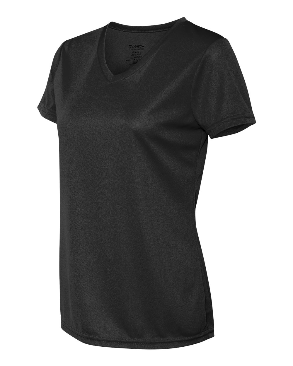 Augusta-Sportswear-Women-039-s-Moisture-Wicking-V-Neck-T-Shirt-1790-XS-2XL thumbnail 9