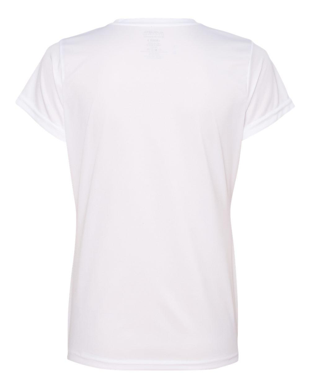 Augusta-Sportswear-Women-039-s-Moisture-Wicking-V-Neck-T-Shirt-1790-XS-2XL thumbnail 34