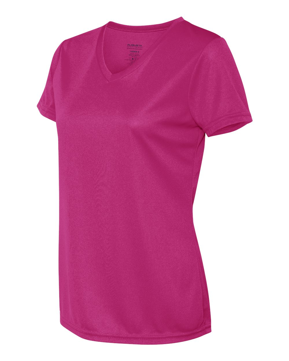 Augusta-Sportswear-Women-039-s-Moisture-Wicking-V-Neck-T-Shirt-1790-XS-2XL thumbnail 21