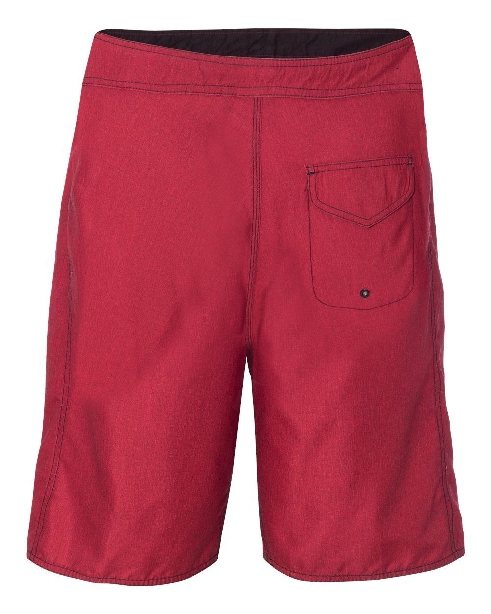 Burnside-Men-039-s-Heathered-Board-Shorts-B9305-30-40 thumbnail 13
