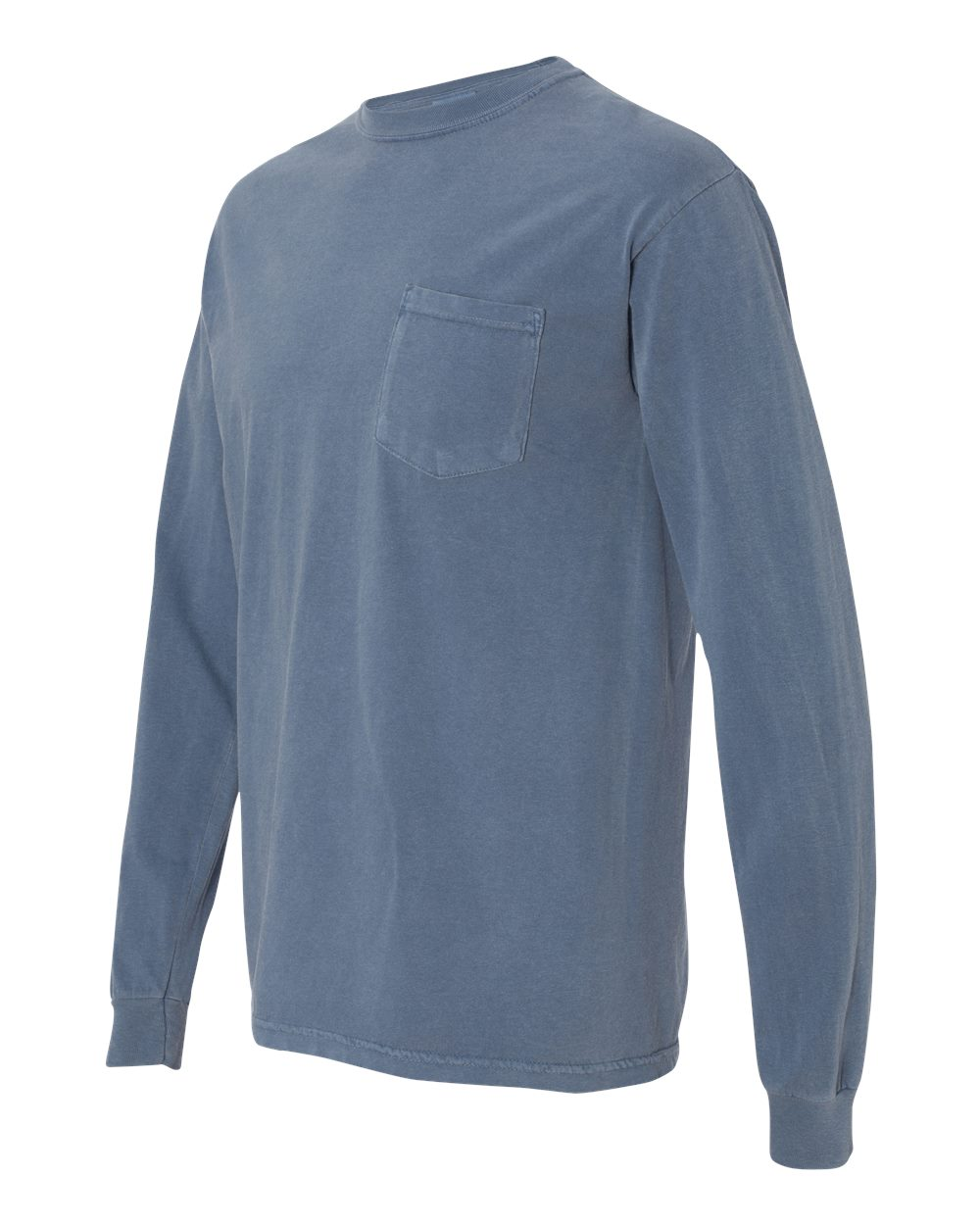 Comfort-Colors-Men-039-s-6-1-oz-Long-Sleeve-Pocket-T-Shirt-C4410-S-3XL thumbnail 6