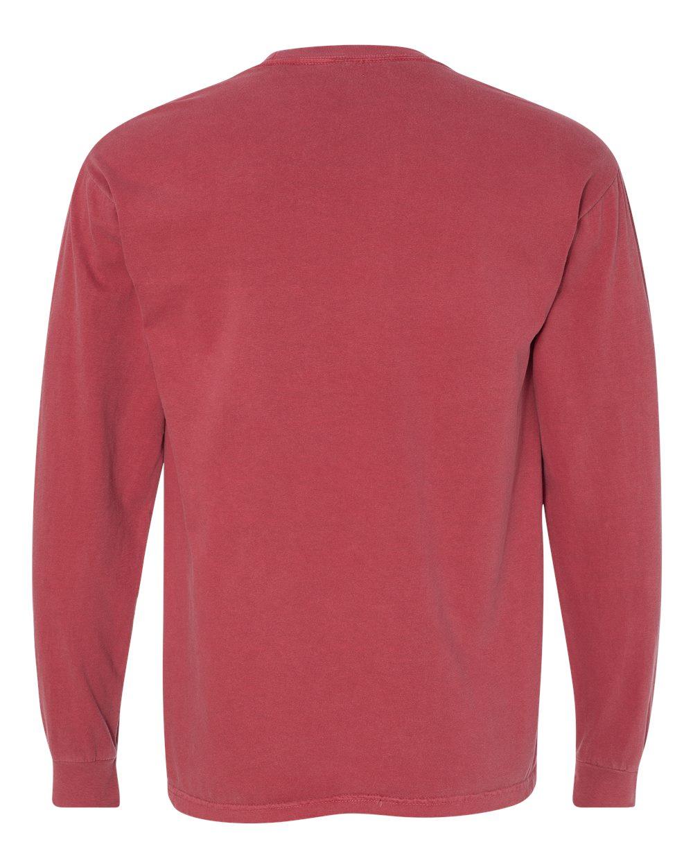 Comfort-Colors-Men-039-s-6-1-oz-Long-Sleeve-Pocket-T-Shirt-C4410-S-3XL thumbnail 12