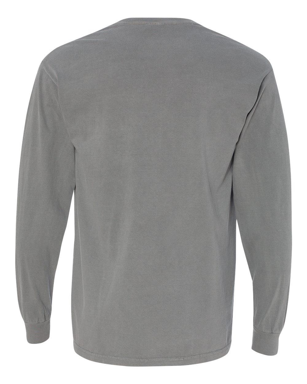 Comfort-Colors-Men-039-s-6-1-oz-Long-Sleeve-Pocket-T-Shirt-C4410-S-3XL thumbnail 18