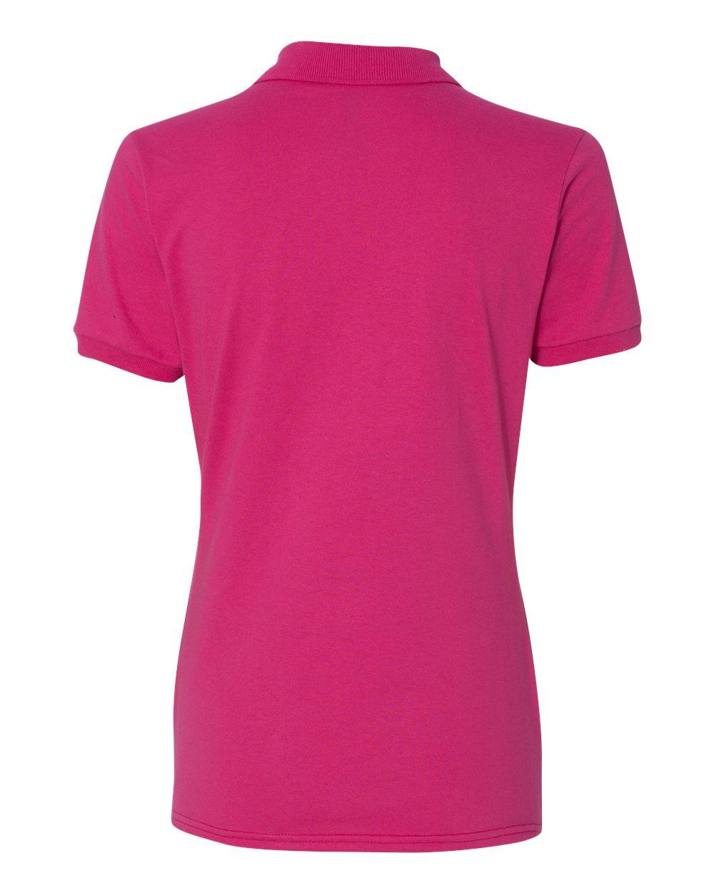 Jerzees-Womens-5-6-oz-50-50-Jersey-Polo-with-Spot-Shield-437W-Size-S-2XL thumbnail 18