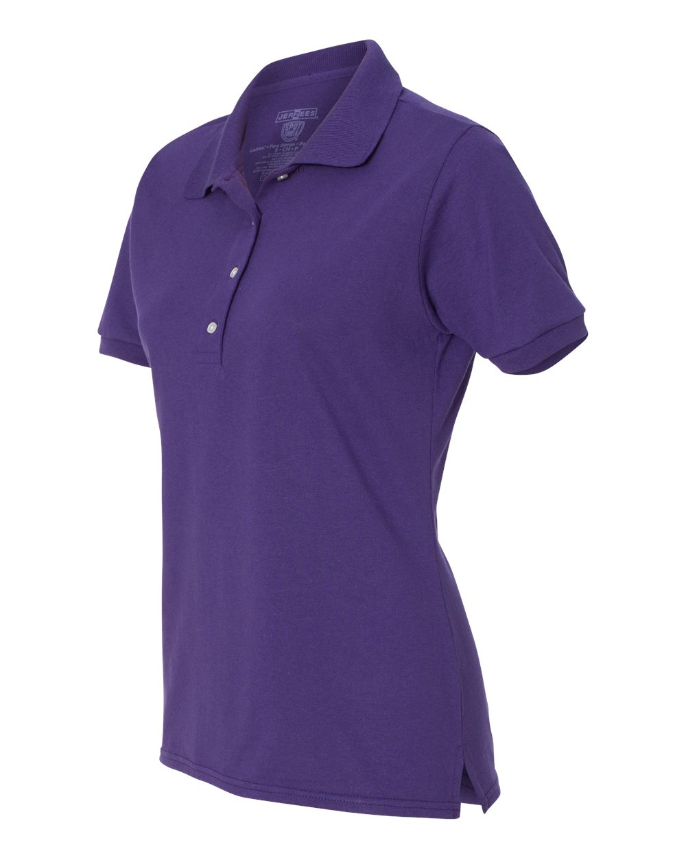 Jerzees-Women-039-s-5-6-oz-50-50-Jersey-Polo-with-SpotShield-437W-S-2XL thumbnail 18