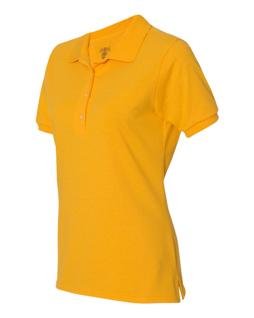 Jerzees-Women-039-s-5-6-oz-50-50-Jersey-Polo-with-SpotShield-437W-S-2XL thumbnail 6
